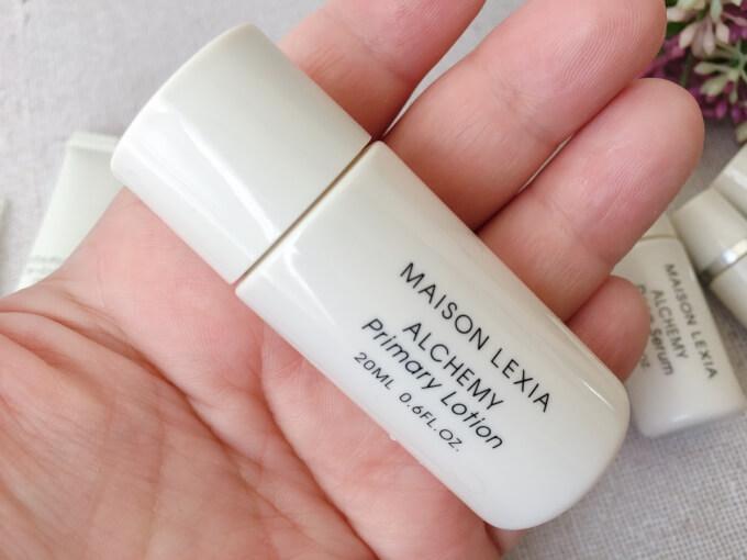 アルケミー化粧水の口コミ