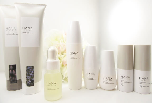 HANAオーガニック化粧品