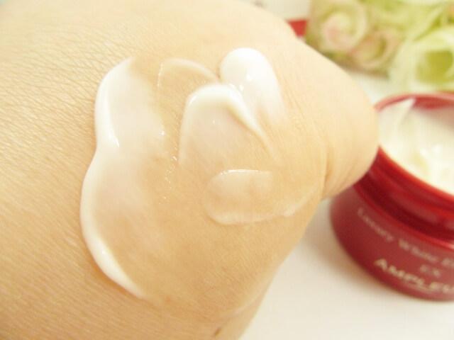 アンプルールエマルジョンゲルEX美容乳液ゲルの使用感