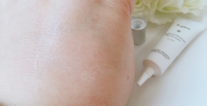 ビーグレンリッチクリームの肌への浸透力