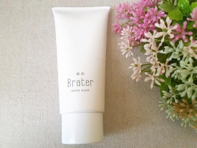 ブレイター薬用洗顔フォーム