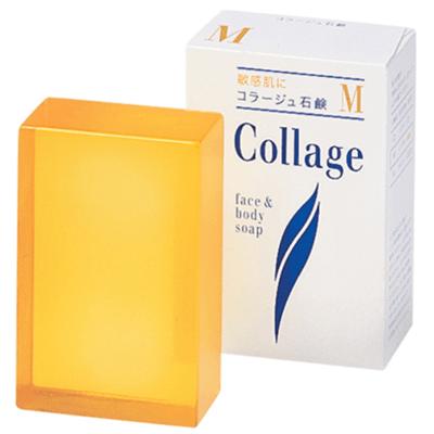 コラージュ石鹸M