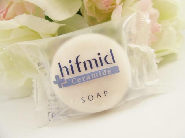 ヒフミド洗顔石鹸「ヒフミドソープ」