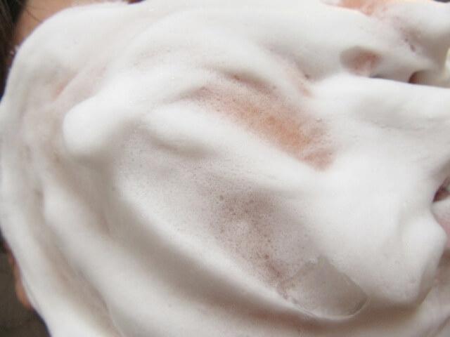 ヒフミド洗顔石鹸の使用感
