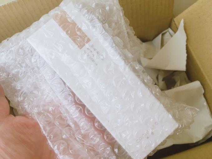 米一途から届いた箱の中身