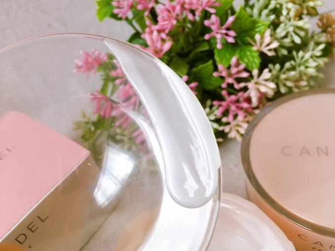 カナデルプレミアリフトオールインワン美容液ジェルの効果