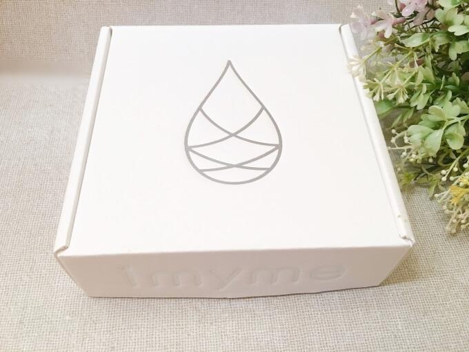 アイマイミー(imyme)セラム美容液の外箱