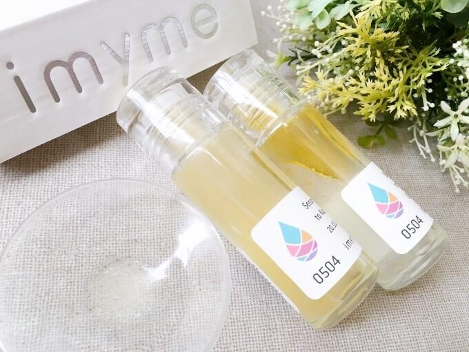アイマイミー(imyme)セラム美容液の効果