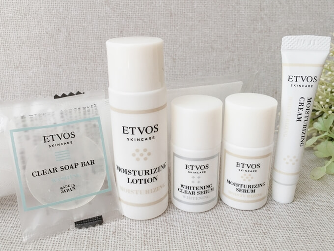ヒト型セラミド化粧品エトヴォスモイスチャーライン