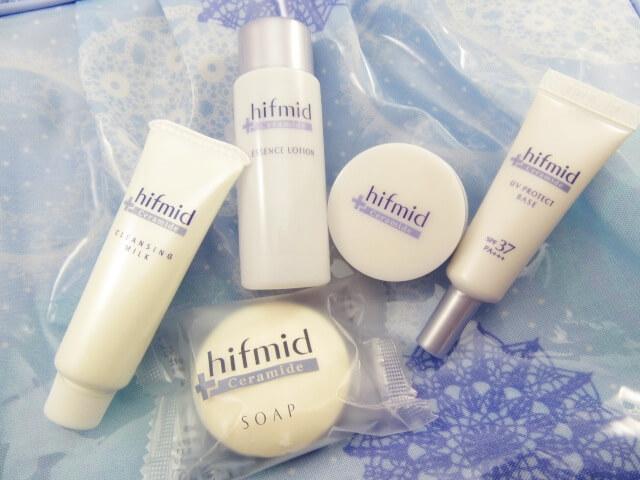 ヒト型セラミド化粧品ヒフミド