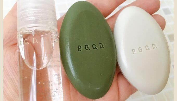 pgcd洗顔石鹸口コミ敏感肌