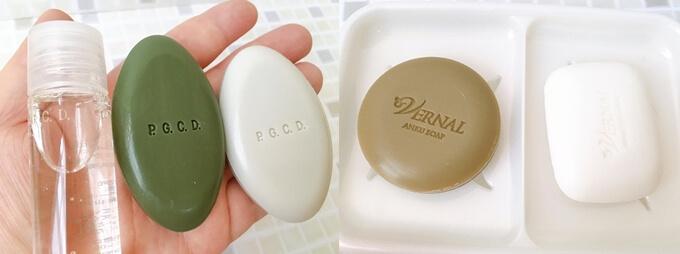 PGCDとヴァーナルの洗顔石鹸はどっちがいいかの比較